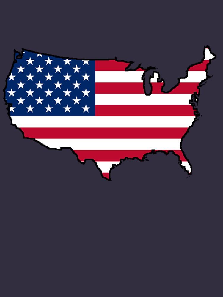 USA by halamadrid