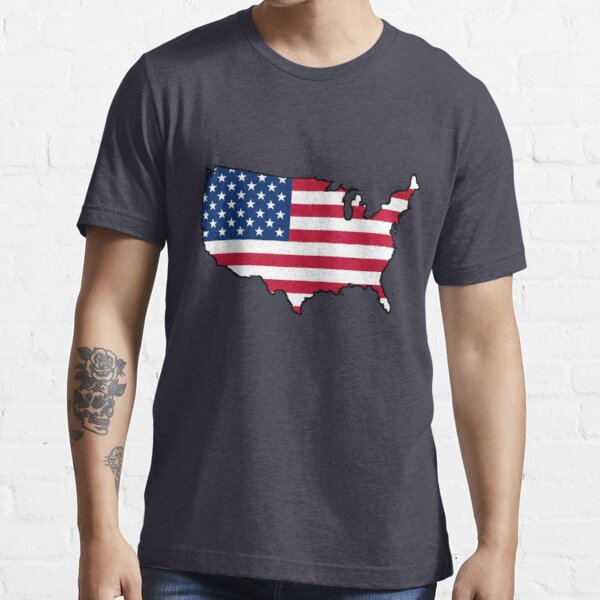 USA Essential T-Shirt