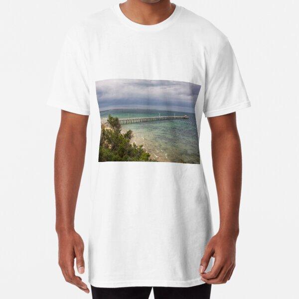 Point Lonsdale Pier, Victoria, Australia Long T-Shirt