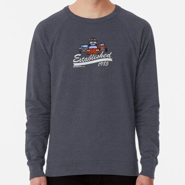 Established 1985 MASK Rhino Thunderhawk Gator Hurricane Lightweight Sweatshirt