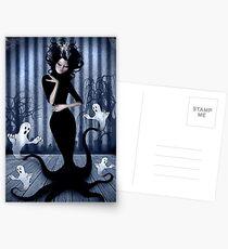 Seance Queen Postcards