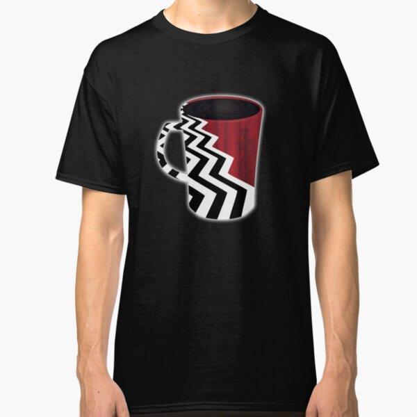 Twin Peaks Red Room Coffee Classic T-Shirt