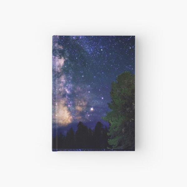 Milky Way Hardcover Journal