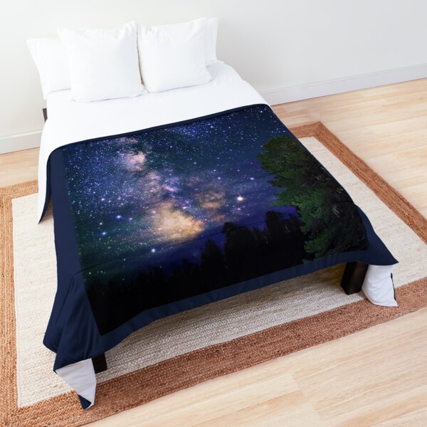 Milky Way Comforter