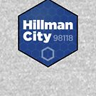 Hillman City Seattle, 98118 by universaldec