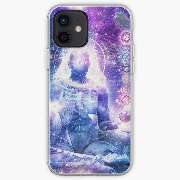 Mind Of Light iPhone Soft Case
