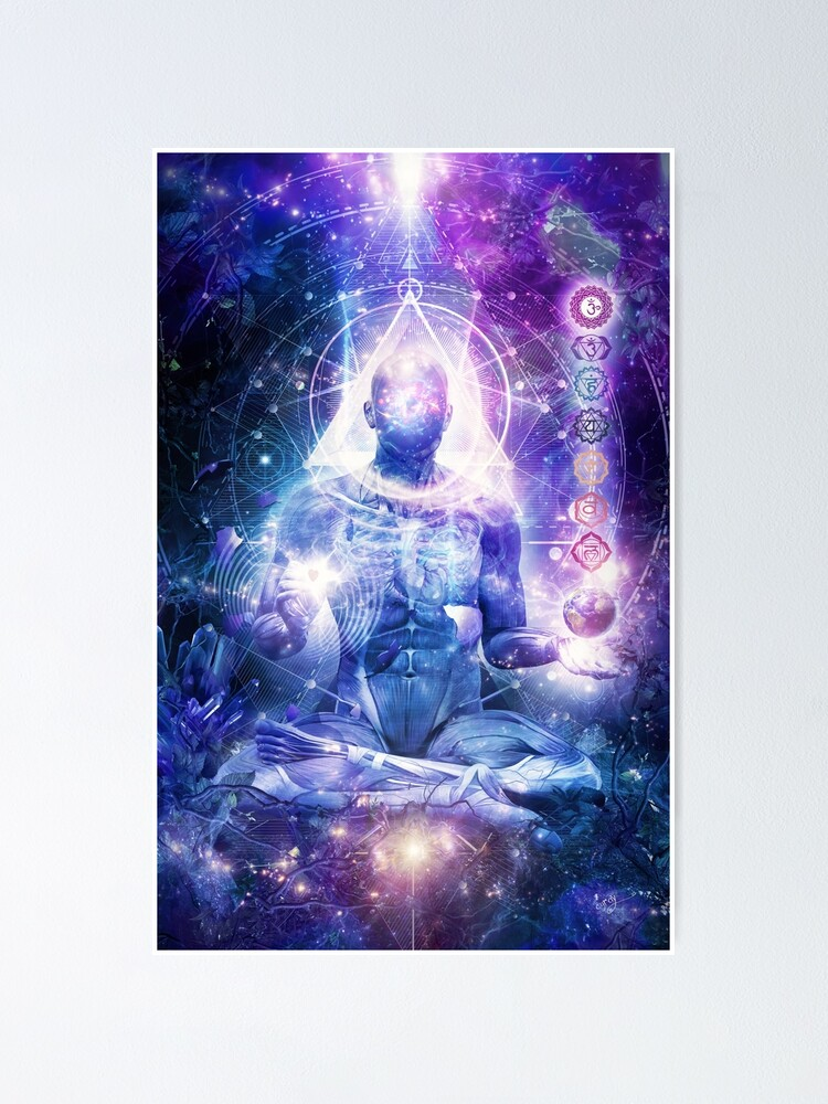 Alternate view of Mind Of Light Poster
