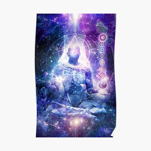 Mind Of Light Poster
