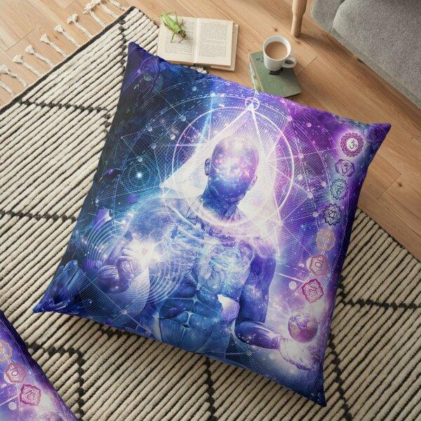 Mind Of Light Floor Pillow