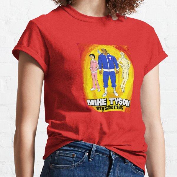 Mike Tyson Geheimnisse Classic T-Shirt