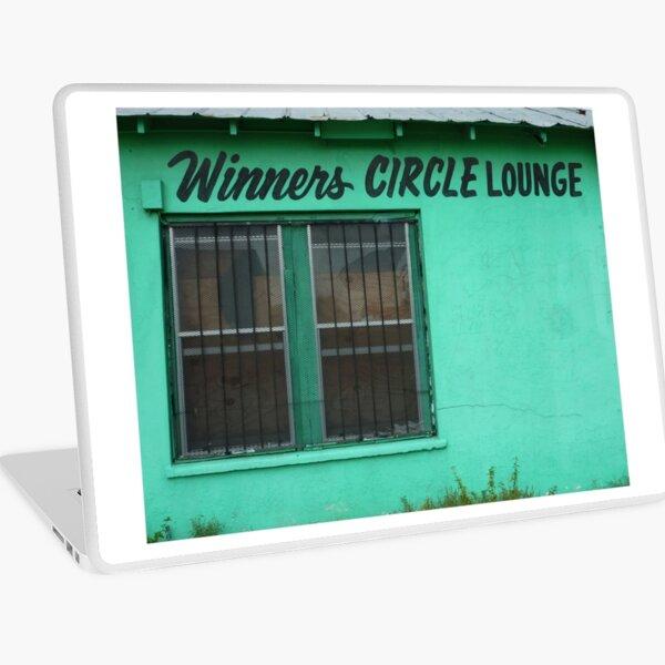 Winner's Circle Lounge Laptop Skin