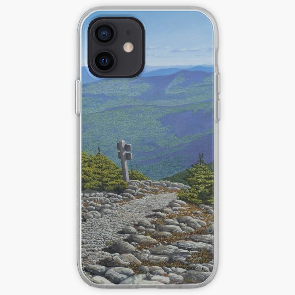 Green Mountains of Vermont iPhone Soft Case
