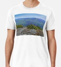 Green Mountains of Vermont Premium T-Shirt
