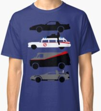 The Car's The Star Classic T-Shirt