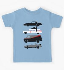 The Car's The Star Kids Tee