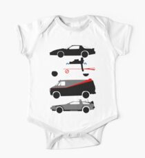 The Car's The Star Kids Clothes