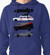 The Car's The Star Pullover Hoodie