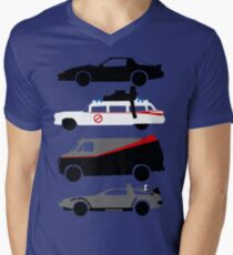 The Car's The Star Men's V-Neck T-Shirt