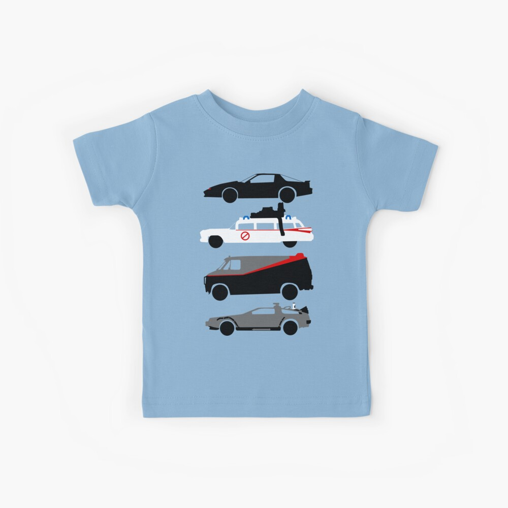 The Car's The Star Kids T-Shirt