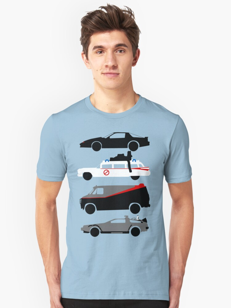 The Car's The Star Unisex T-Shirt Front
