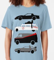 The Car's The Star Slim Fit T-Shirt
