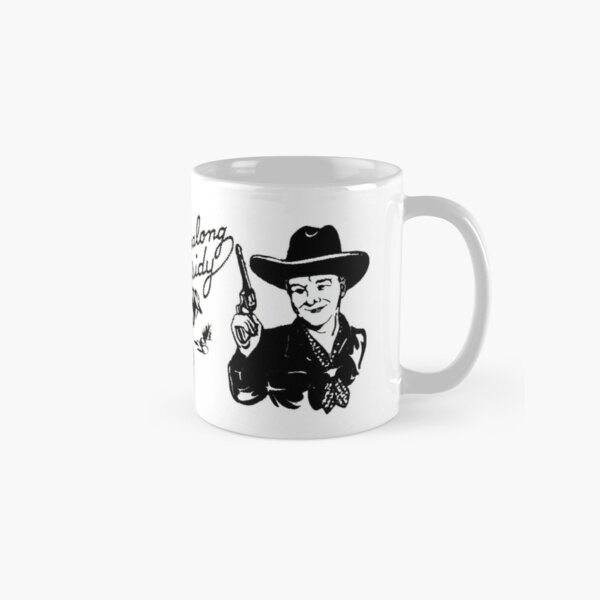 Hopalong Cassidy Vintage  Classic Mug