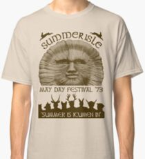 Summerisle May Day Festival 1973 Classic T-Shirt