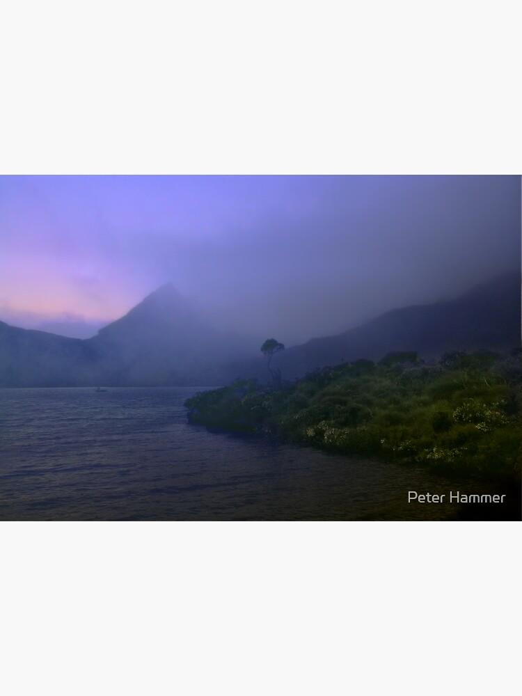 Dawn at Dove Lake by PeterH