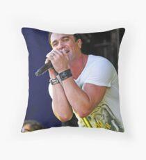Shannon Noll Throw Pillow