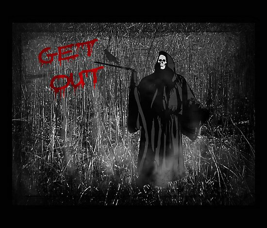 get out! by vampvamp