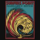 EPIC SURF DESIGNS SURFERS POINT MARGARET RIVER by Larry Butterworth