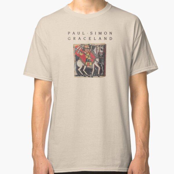 Paul Simon Graceland Classic T-Shirt