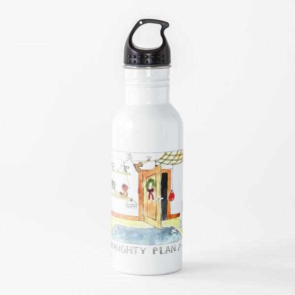 Naughty Plan A Water Bottle