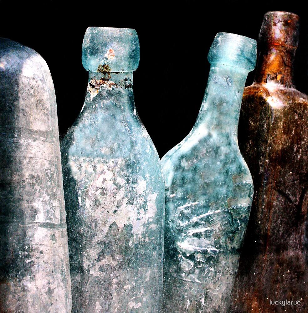 Cajun Bottles by luckylarue