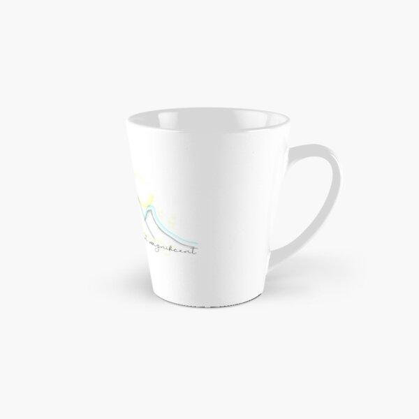 Holocene - Bon Iver Tall Mug