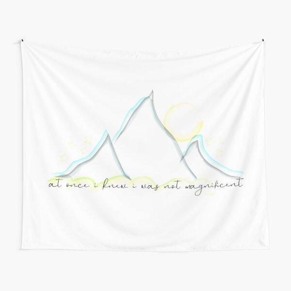 Holocene - Bon Iver Tapestry