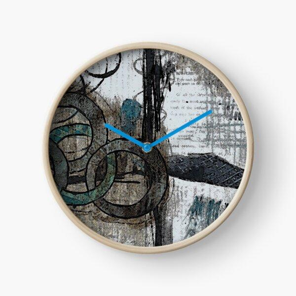 Curious Bonds Clock