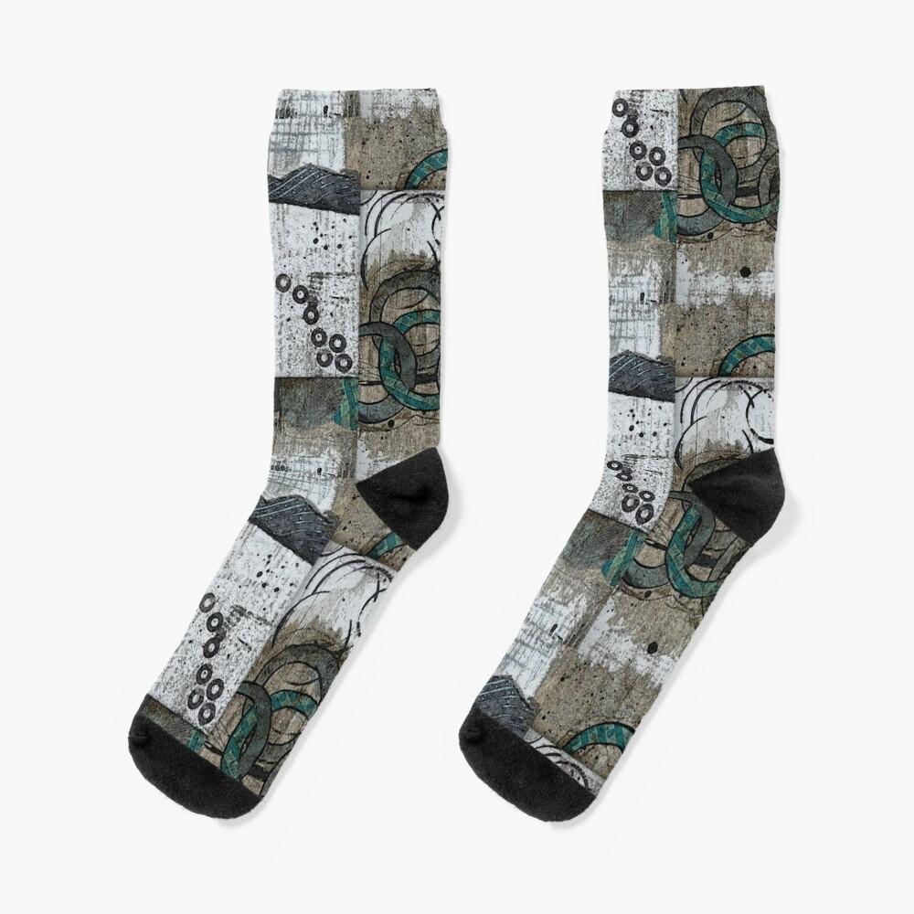 Curious Bonds Socks