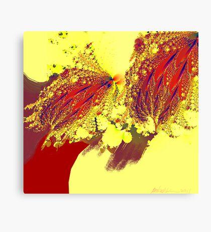 """""""Triumph Over Gravity"""" Canvas Print"""