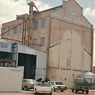 Eastern Districts Seed Cleaning Co., Kellerberrin,1986, State Library of Western Australia by State Library of  Western Australia