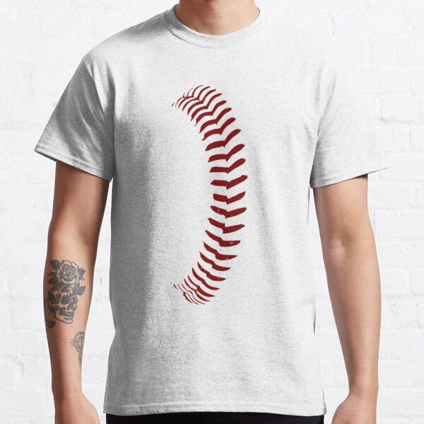 Baseball Stitches  Classic T-Shirt