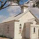 Former St. Andrew's Presbyterian Church, Kellerberrin, 1986, The State Library of Western Australia by State Library of  Western Australia