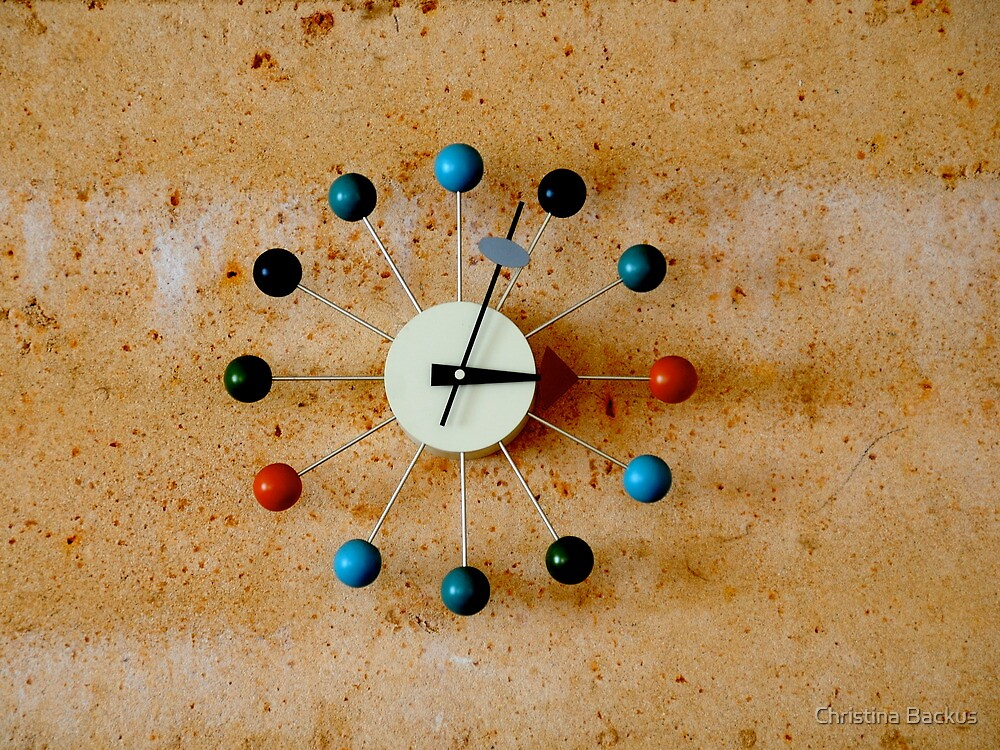 Five past Three by Christina Backus