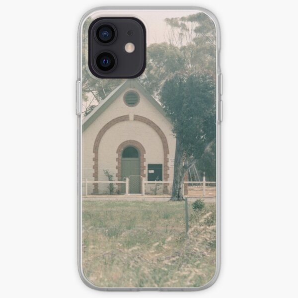 Kellerberrin Historical Society District Museum, 1986, State Library of Western Australia iPhone Soft Case