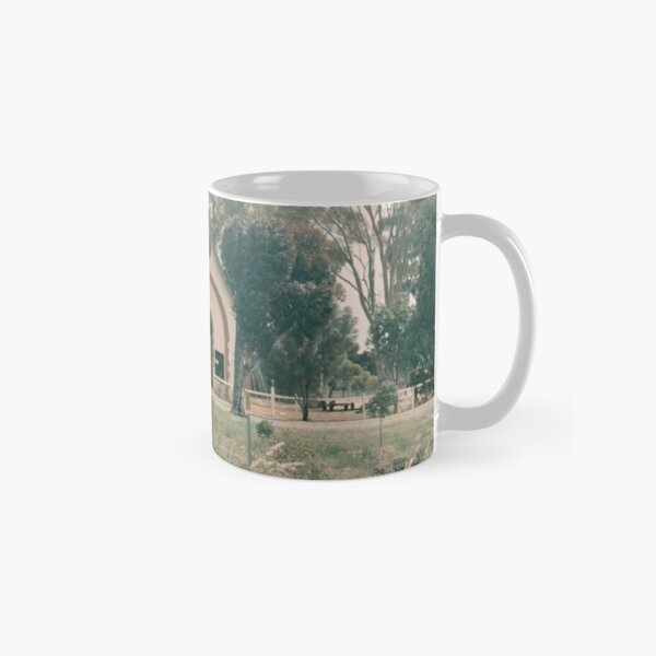 Kellerberrin Historical Society District Museum, 1986, State Library of Western Australia Classic Mug