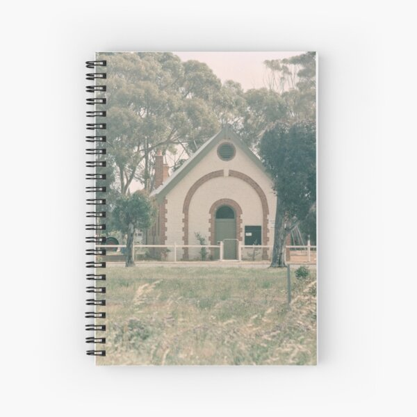 Kellerberrin Historical Society District Museum, 1986, State Library of Western Australia Spiral Notebook
