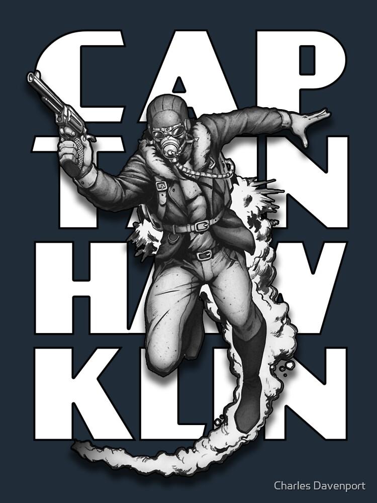 Captain Hawklin by cdavenport4
