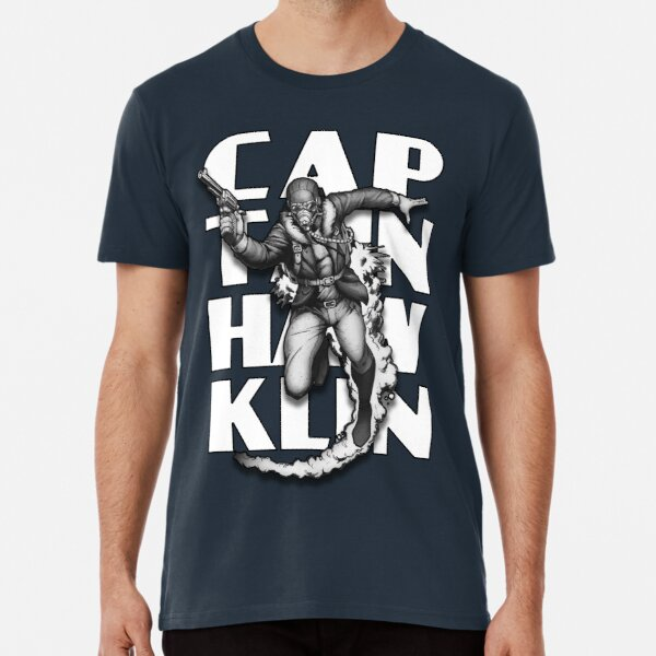 Captain Hawklin Premium T-Shirt