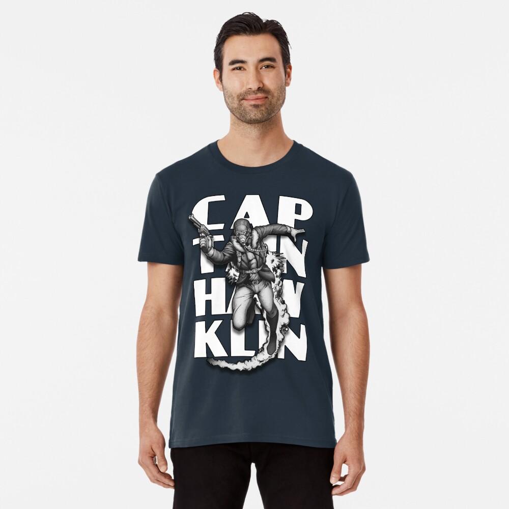 Captain Hawklin Premium T-Shirt