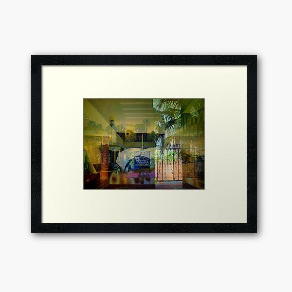 Baglio Basile Hotel & Resort Petrosino Framed Art Print